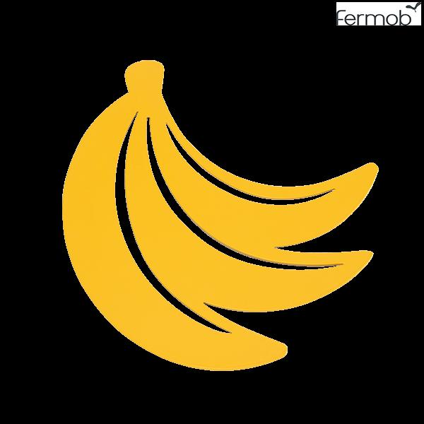 Dessous de Plat Banane Miel Fermob Jardinchic