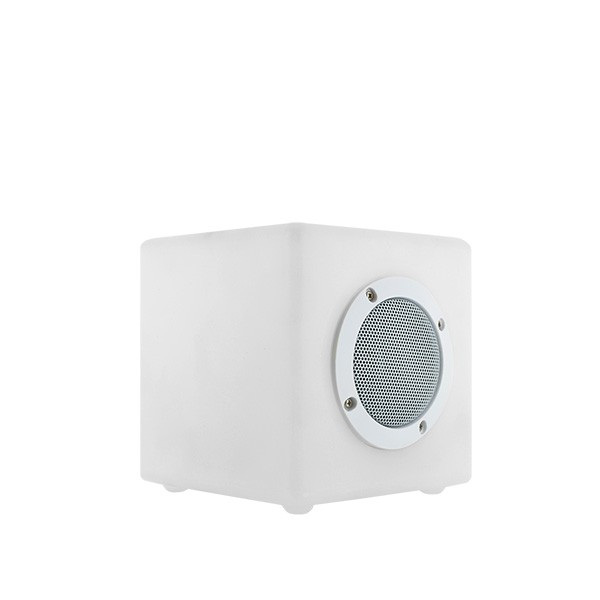 Enceinte Lumineuse Sans Fil Cube XS Light And Sounds Jardinchic
