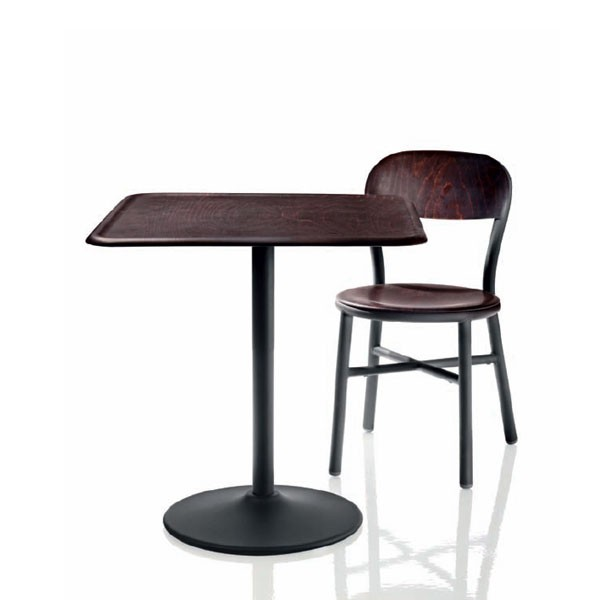 Table de bistrot pipe table jardinchic - Table bistrot carree ...