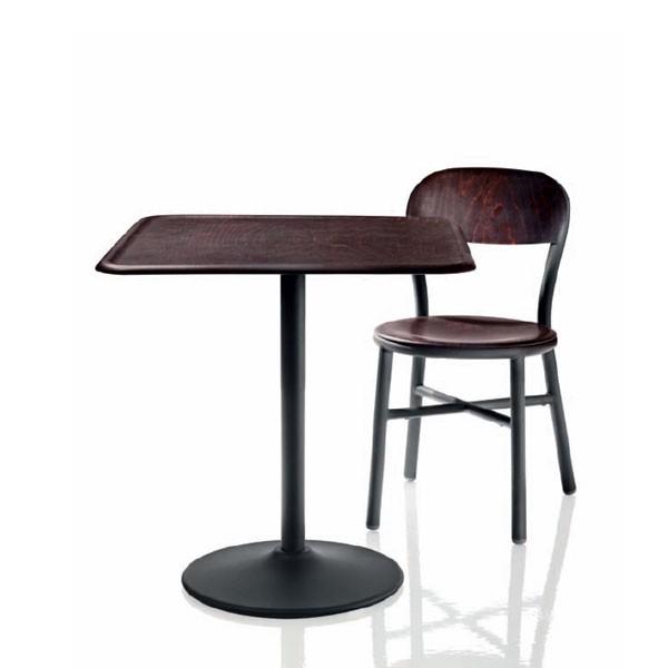 table de bistrot pipe table jardinchic. Black Bedroom Furniture Sets. Home Design Ideas