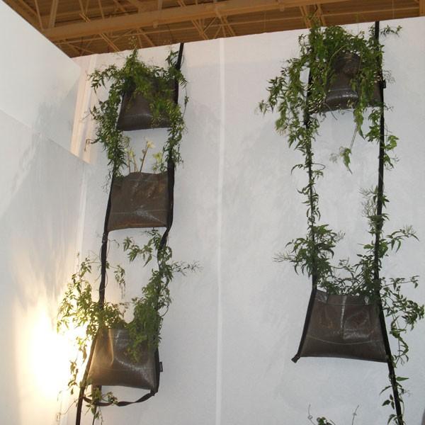 Jardini re sac x sac jardinchic - Accrocher toile au mur ...