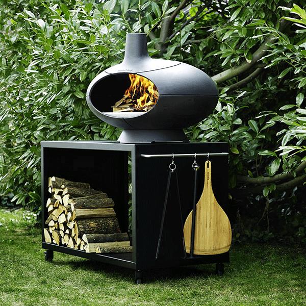 four pizza bras ro forno jardinchic. Black Bedroom Furniture Sets. Home Design Ideas