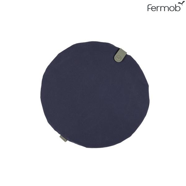 Galette Color Mix Ø40cm Bleu Nuit Fermob Jardinchic