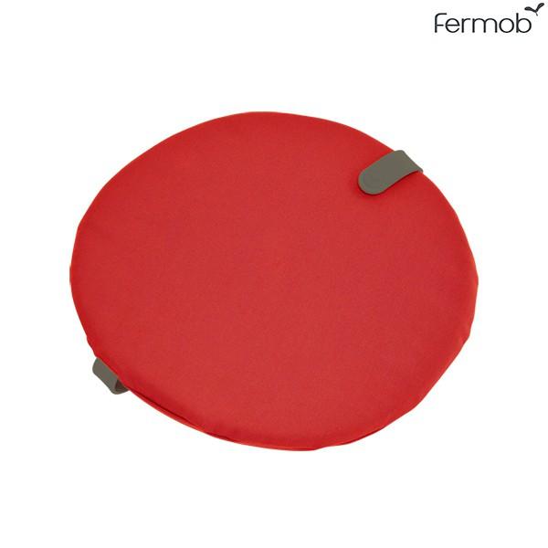 Galette Color Mix Ø40cm Rouge Candy Fermob Jardinchic