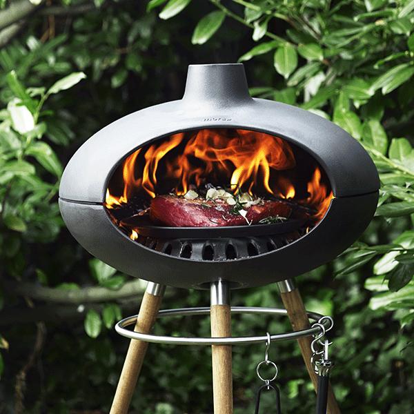 barbecue grill forno jardinchic. Black Bedroom Furniture Sets. Home Design Ideas