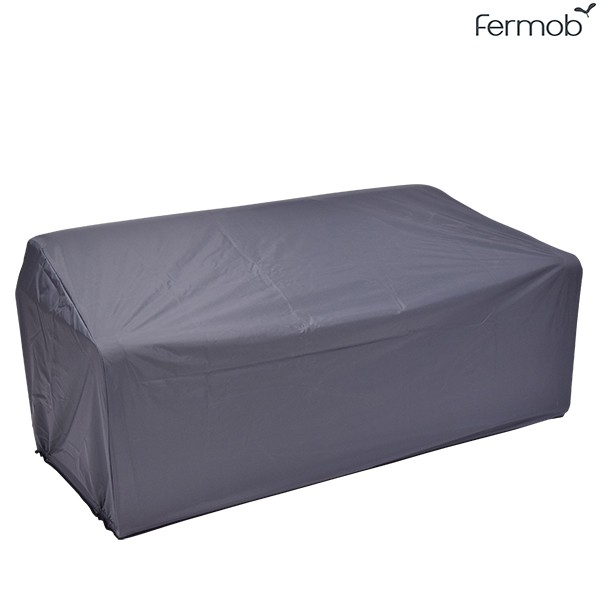 Housse de Protection pour Canapé 2 Places Bellevie Fermob Jardinchic