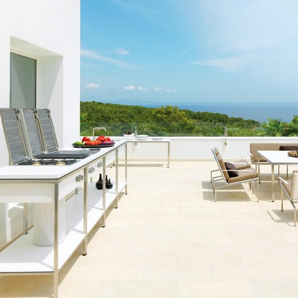 module gaz pour cuisine d 39 ext rieur jardinchic. Black Bedroom Furniture Sets. Home Design Ideas