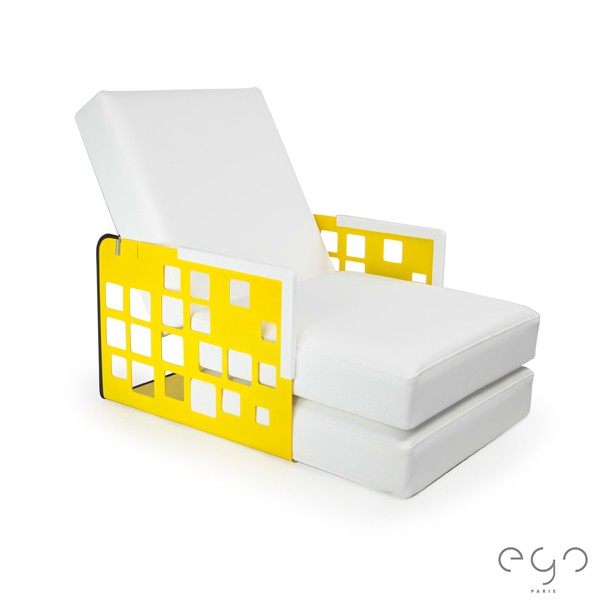 Kube Pixels Transformable Angles Corian - Bouton d'or Ego Paris Jardinchic