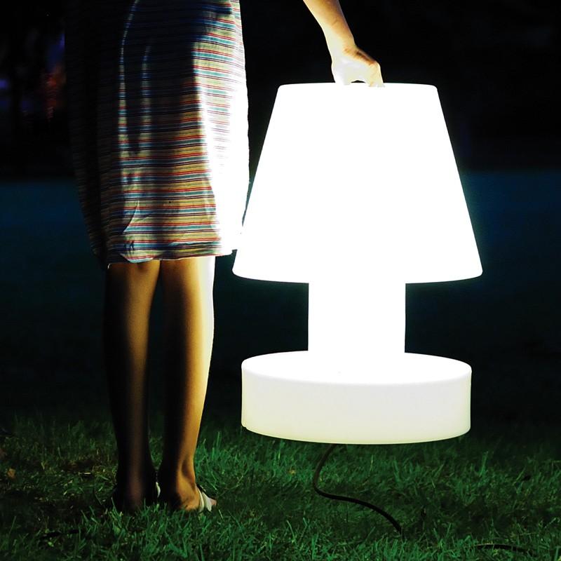 Lampe Portable H 56 cm Bloom! JardinChic