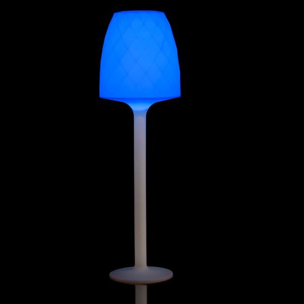 Lampadaire Vases LED RGB Rouge Vondom Jardinchic