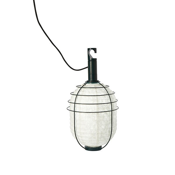Lampe d 39 ext rieur in et out petit mod le jardinchic for Lampe dehors