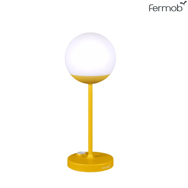 Lampe Mooon! Miel Fermob Jardinchic