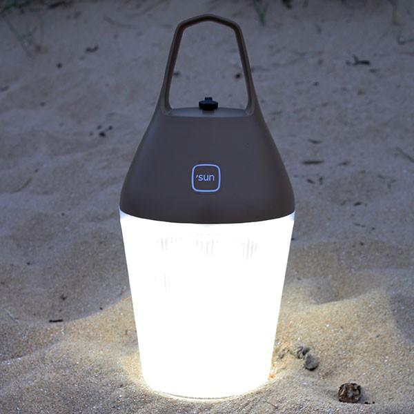 lampe solaire nomad hybrid jardinchic. Black Bedroom Furniture Sets. Home Design Ideas