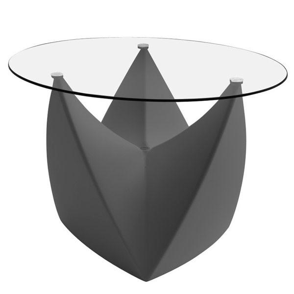 plateau en verre pour tabouret table basse mr lem jardinchic. Black Bedroom Furniture Sets. Home Design Ideas