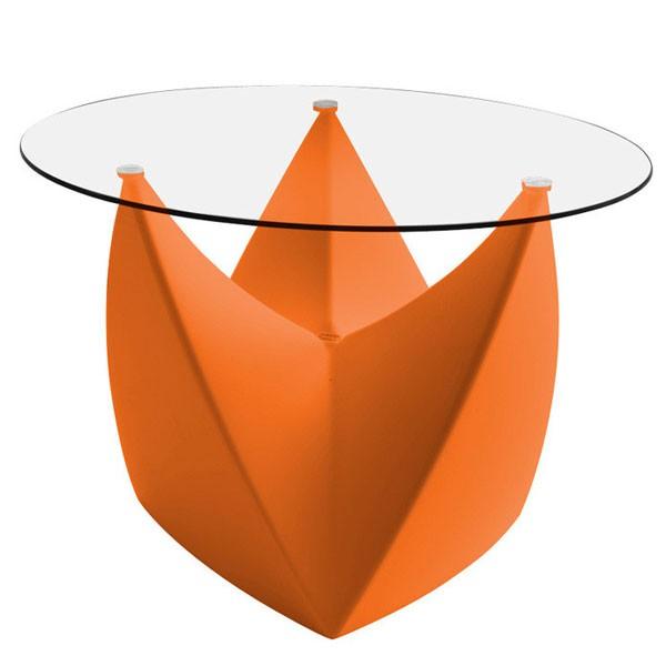 Plateau en verre pour tabouret table basse mr lem for Plateau en verre pour table basse