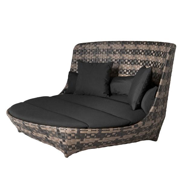 lit rond cape west jardinchic. Black Bedroom Furniture Sets. Home Design Ideas