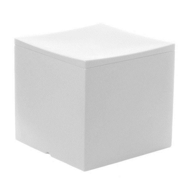 Pouf Lounge Cube 37cm x 37cm Serralunga 1825 Jardinchic