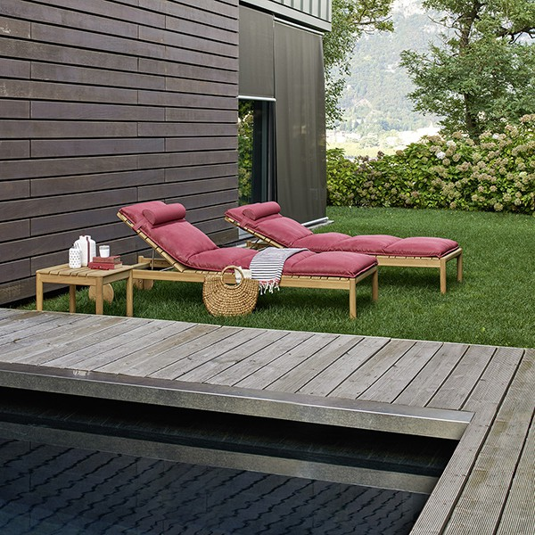 matelas pour bain de soleil barcode jardinchic. Black Bedroom Furniture Sets. Home Design Ideas