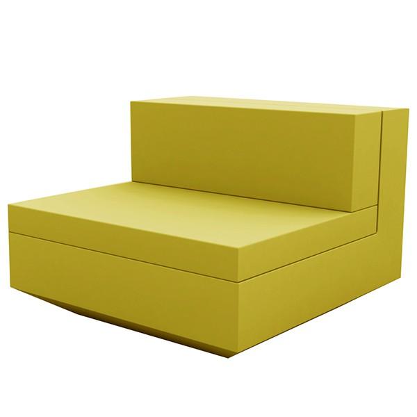 canap modulable vela module central jardinchic. Black Bedroom Furniture Sets. Home Design Ideas