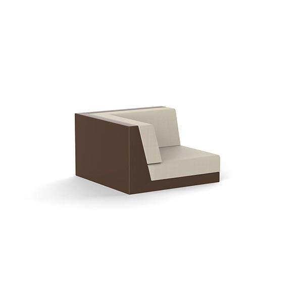 Canapé Pixel - Module Droit Vondom Jardinchic