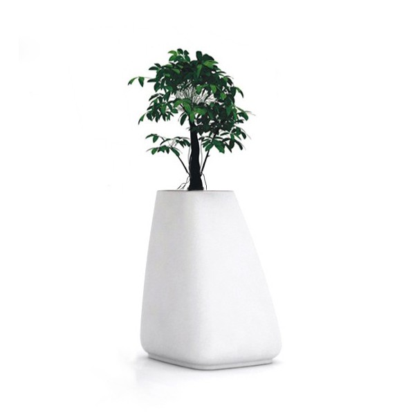 Pot Moma High Blanc Vondom JardinChic