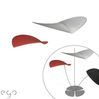 Parasol Pétale Piscine Prune Ombrelle EGO Paris JardinChic