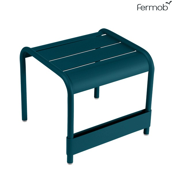 Petite Table Basse / Repose-Pieds Luxembourg