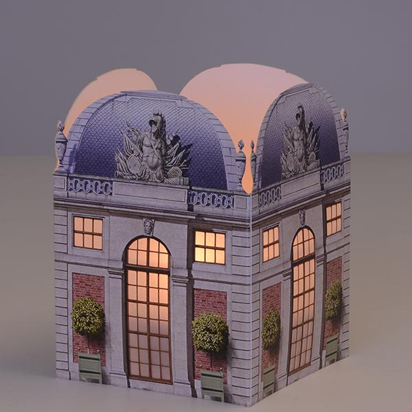 Photophore The Gatehouse Libretto JardinChic