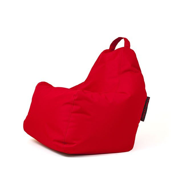 Pouf Play Red Pusku Pusku Jardinchic