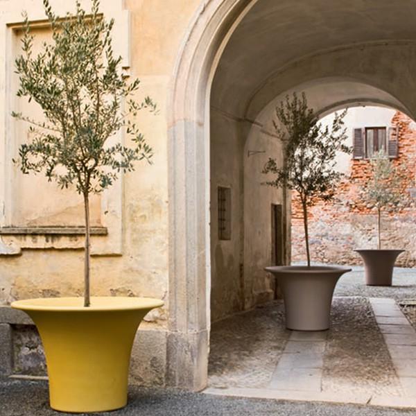 Pot Cone Vase Big Serralunga JardinChic