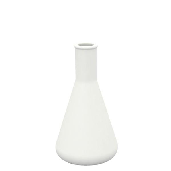 pot-erlenmeyer-55-blanc-chemistubes-vondom-jardinchic