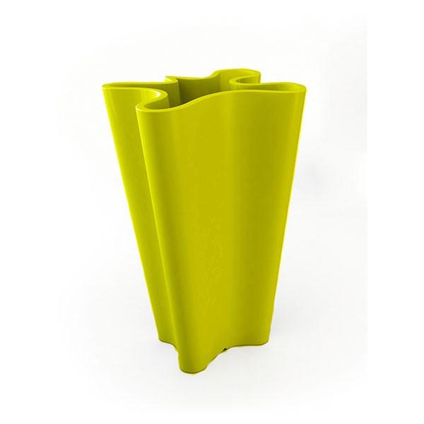 Cache pot vert anis