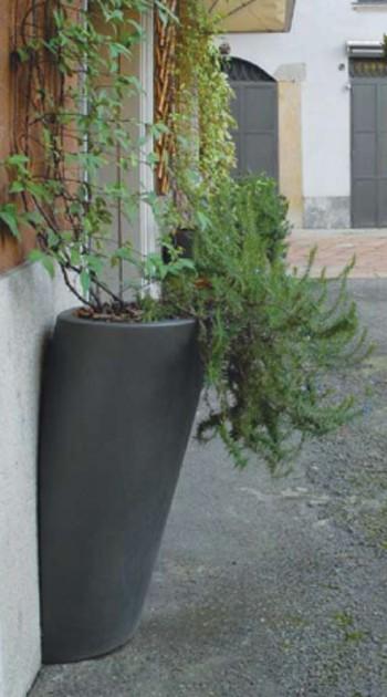 Pot au mur jardinchic - Cache pot a accrocher au mur ...