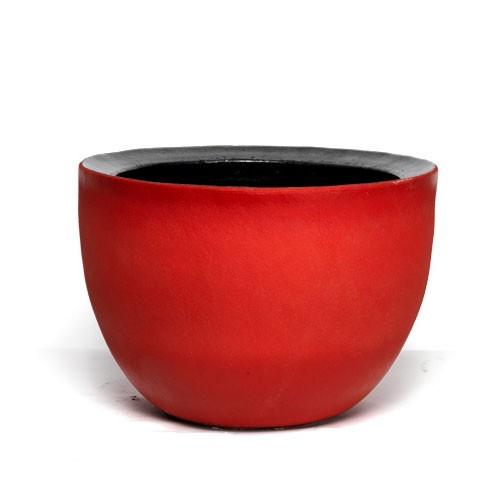 Pot axel jardinchic - Pot rouge exterieur ...