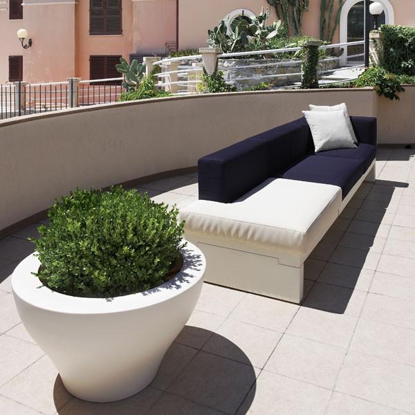 Pot Ming Large Ambiance Serralunga JardinChic