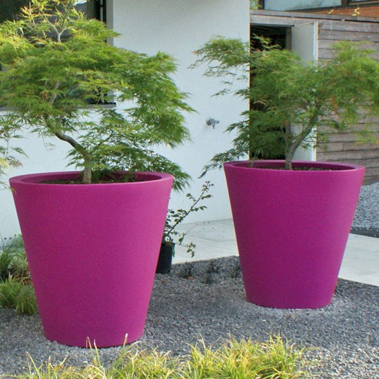 Pot new pot 90 jardinchic for Pot de jardin lumineux