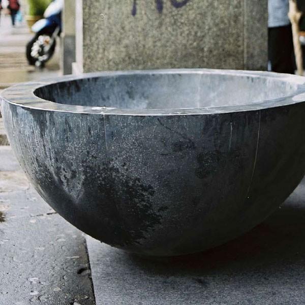 Pot Zinc Bowl Domani Jardinchic
