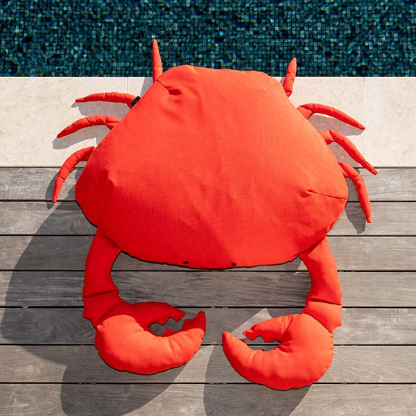 Pouf Crabe MX HOME Jardinchic