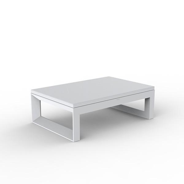 Pouf Frame Blanc Vondom Jardinchic