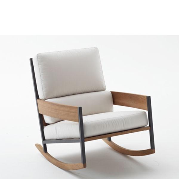 Rocking Chair Nap Roda JardinChic