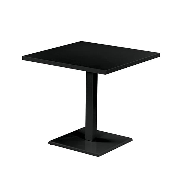 Table repas Round Carrée Gris Emu JardinChic
