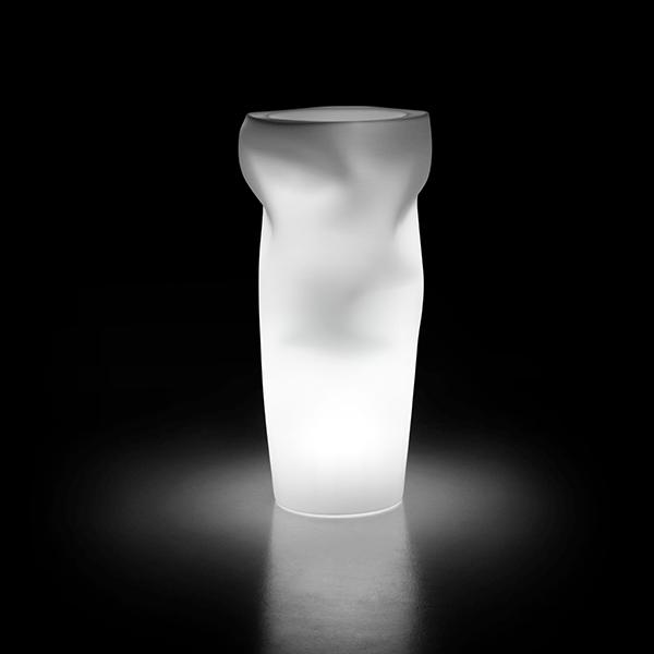 Pot Lumineux Saving Space Vase Plust Jardinchic