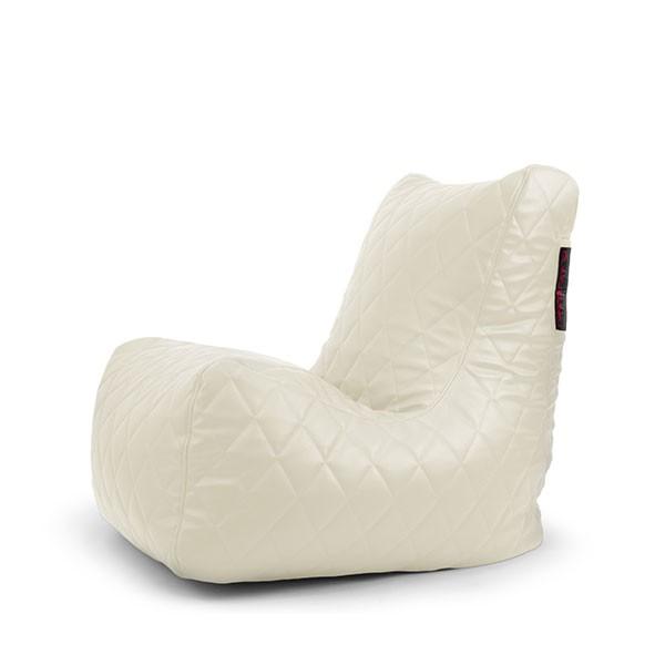 Pouf Seat Premium Molletonné Red Pusku Pusku Jardinchic