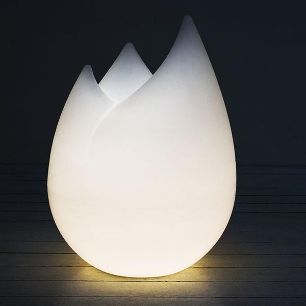 Lampe Flame Serralunga JardinChic