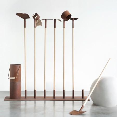 Set d'accessoires de jardinage Opera De Castelli Jardinchic