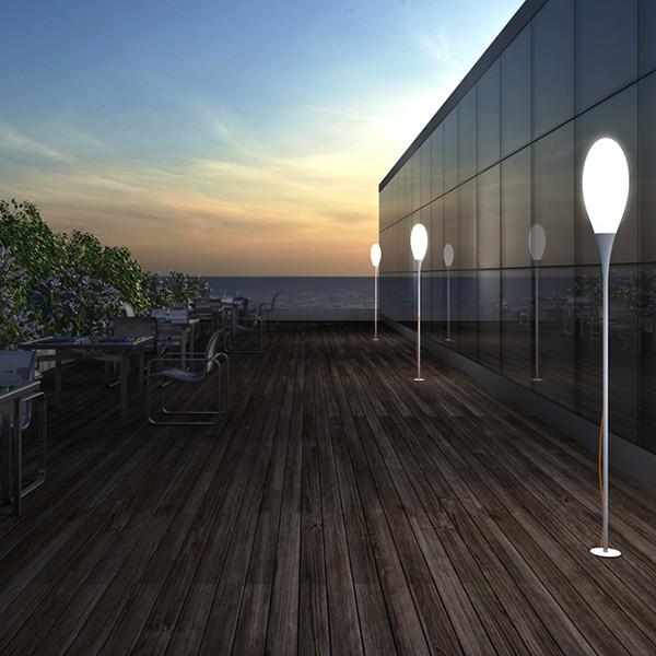 lampadaire spillo jardinchic. Black Bedroom Furniture Sets. Home Design Ideas