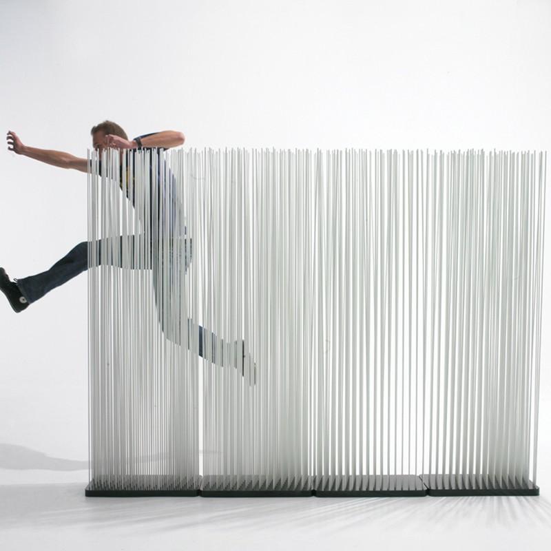 paravent d 39 ext rieur sticks 180 jardinchic. Black Bedroom Furniture Sets. Home Design Ideas