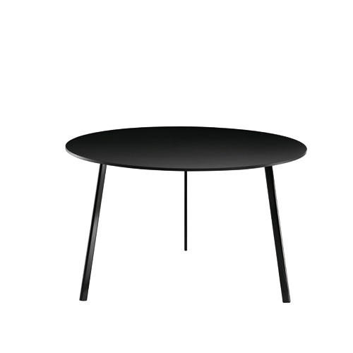 table striped ronde