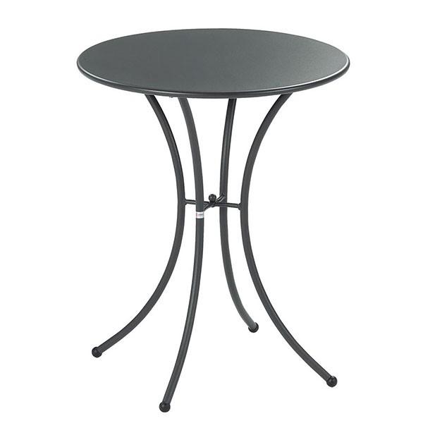 Table Pigalle Ronde Fer Ancien Emu Jardinchic