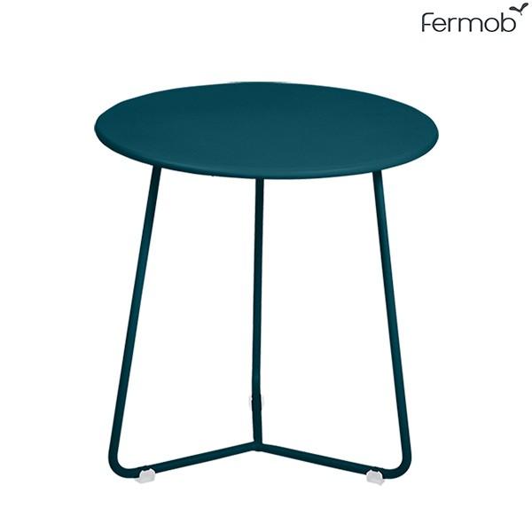 Table d'Appoint Cocotte Bleu Acapulco Fermob Jardinchic